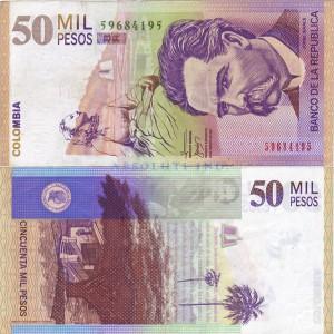Colombia estrenará nuevo billete de $100.000
