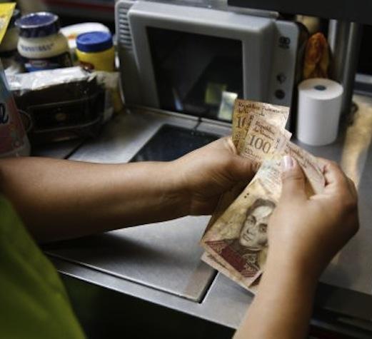 FMI proyecta inflación de 159% en Venezuela este año
