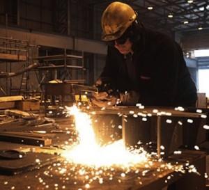 Producción manufacturera creció en Reino Unido