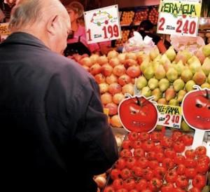Precios al consumidor caen en la zona euro