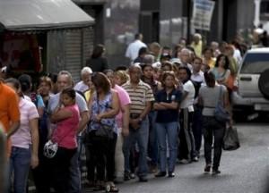 Venezuela, el país más miserable entre 74 economías escrutadas por Bloomberg
