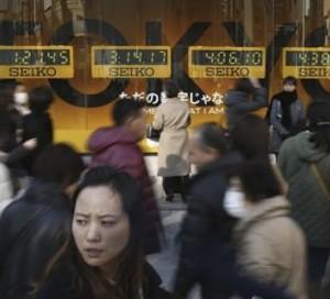 Japón sale de recesión pero con menor crecimiento