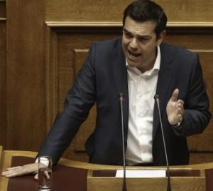 El parlamento aprobó el tercer rescate para Grecia
