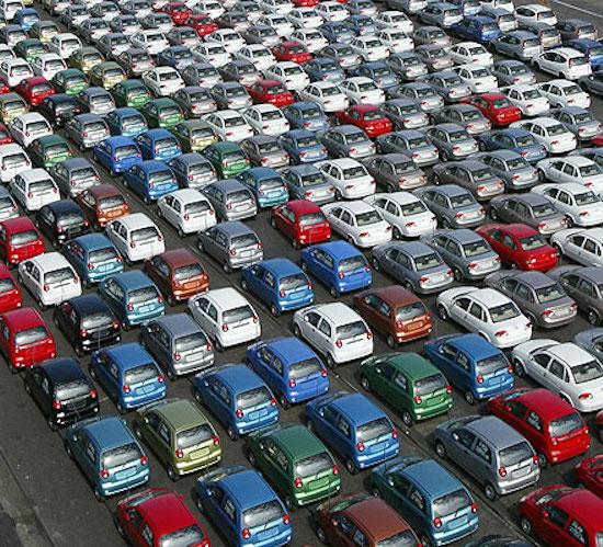 México consigue una súper producción de vehículos ligeros en mayo