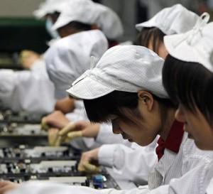 Fabricantes chinos se vuelcan a la producción tecnológica