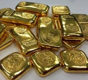 El oro ofrece un rendimiento del 12,9% y cotiza sobre los 1.295 por onza
