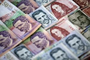 La utilidad neta de la banca colombiana cae 8,1%