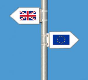 Con el 'Brexit' el centro geográfico de la Unión Europea se desplazará hacia abajo