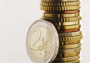 Eurozona en descenso durante mayo