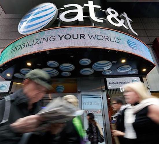 AT&T compra el grupo Time Warner por casi 86.000 millones de dólares