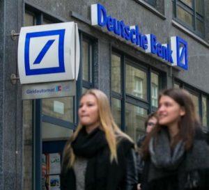 El Deutsche Bank solo debe pagar a EEUU la mitad de la multa inicial
