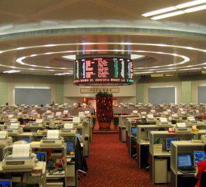 Mercado de acciones de Asia cae luego de navidades de 2016