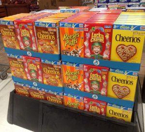 Productor de cereal General Mills recortará 600 puestos de trabajo
