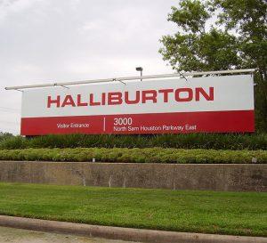 Halliburton Co. reportó su primera ganancia operativa en Norteamérica en un año