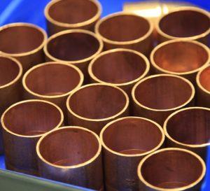 Precios del cobre se elevan por temor a huelgas en Chile