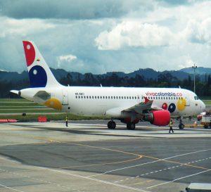 Tráfico aéreo en Colombia creció un 4,81% en 2016