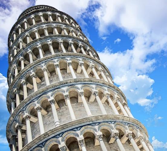 Enormes deudas degradan la calificación de Fitch a la economía Italiana