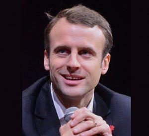 Macron le insiste a Alemania aliviar la deuda griega