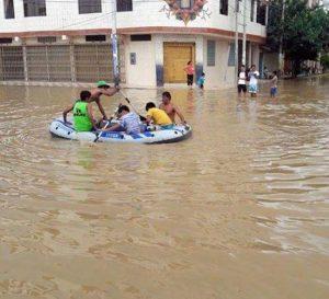 Lluvias e inundaciones afectaron el crecimiento de la economía peruana