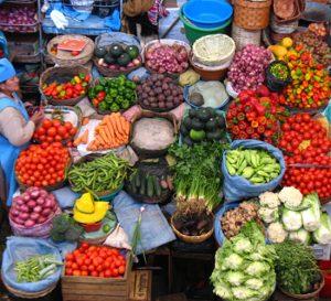 Perú: Índice de precios al consumidor cae 0,08% en Junio