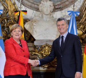 Empresas alemanas expresan interés por invertir en Argentina