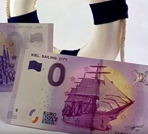 ¿Billetes de ceros euros? Alemania los pone en circulación (sin valor comercial)