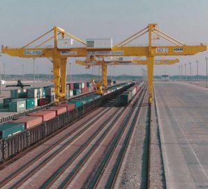 Khorgos, el colosal puerto seco que redimensiona el comercio Asia-Europa