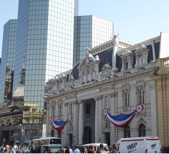 Gobierno de Chile disminuye su proyección del PIB para 2017
