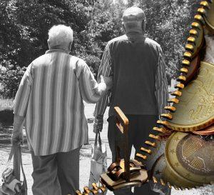 Los españoles ahorran un promedio de 7% de sus ingresos para la jubilación
