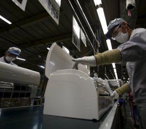 Grandes fabricantes japoneses mejoran su índice de confianza