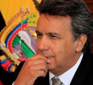 Presidente de Ecuador anuncia un programa de austeridad