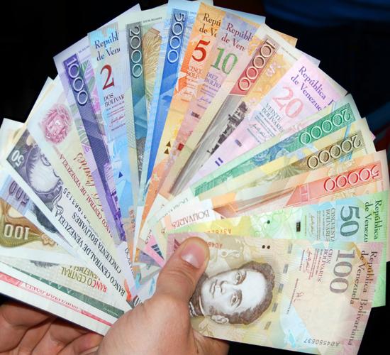 Venezuela: Inflación llega a 248,6% en el mes de julio