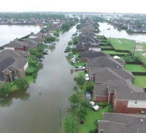 Las pérdidas por la tormenta Harvey pueden alcanzar hasta US$20.000 millones