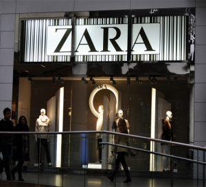 Zara reporta ganancias a pesar de la creciente fuerza del euro