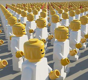 Lego anuncia que eliminará 1.400 empleos tras declive de ganancias