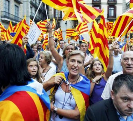 Cataluña y la despedida de más de 800 empresas