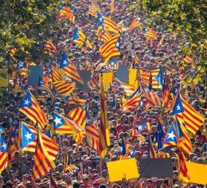Fuga de empresas de Cataluña a causa del independentismo