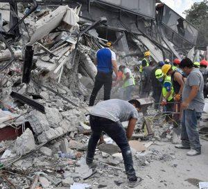 Sismo 19S: México enfrenta más de 50mm$ en daños