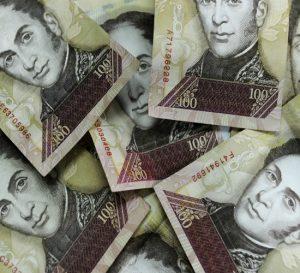 Billete de 100 venezolano, el de mayor circulación
