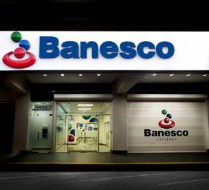 Banesco aumenta crédito de débito bancario