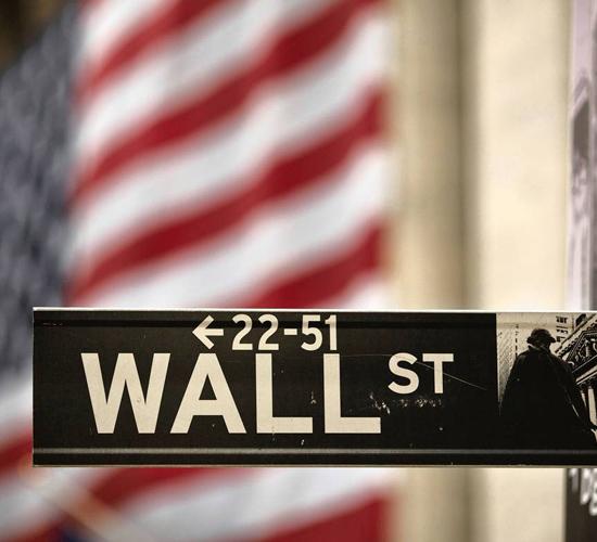 Wall Street y sus estrenados máximos en 2018