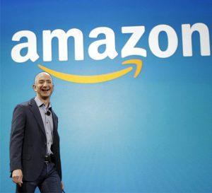 Jeff Bezos, el más rico del mundo