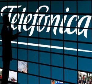 Telefónica, la  mejor empresa europea