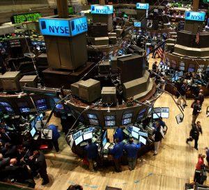 Wall Street presenta ganancia en su jornada