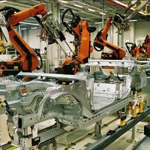 Aumenta la producción mundial de automóviles