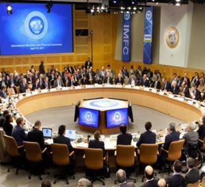 FMI  recomienda a Trump eliminar uso de aranceles