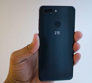 ZTE bloqueado en ventas en los estados unidos