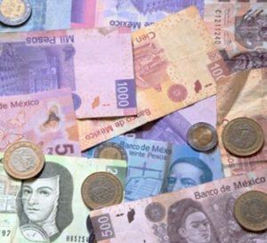 Aumento del dinero en efectivo en circulación en méxico