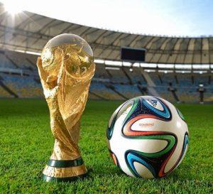 Baja en los mercados por comienzo del Mundial de fútbol