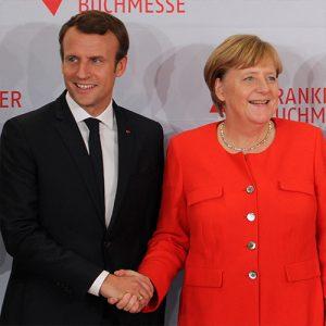 Macron y Merkel acuerdan presupuesto de la Zona Euro